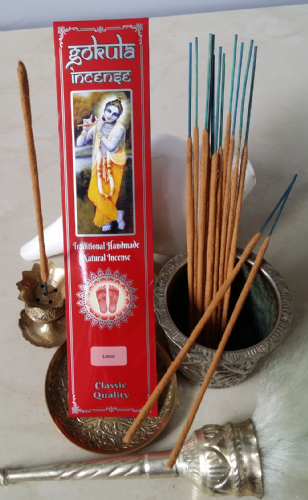 Lotus Incense Sticks - 20 grams